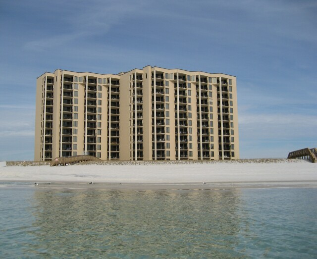 Navarre Vacation Navarre Towers